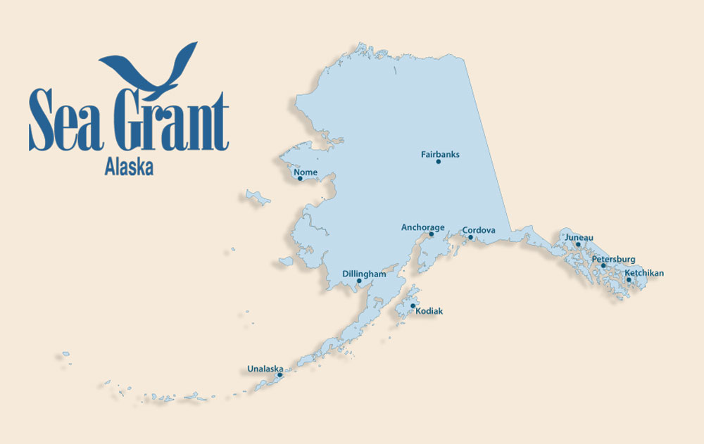 Alaska Sea Grant: Interactive map of Alaska commercial fisheries ...